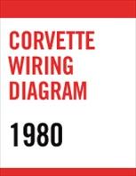 C3 1980 Corvette Wiring Diagram  PDF File  Download Only