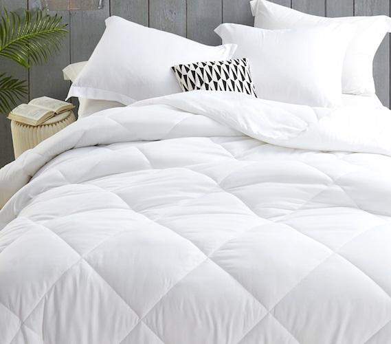 down alternative ultra cozy duvet insert twin xl 68 x 90