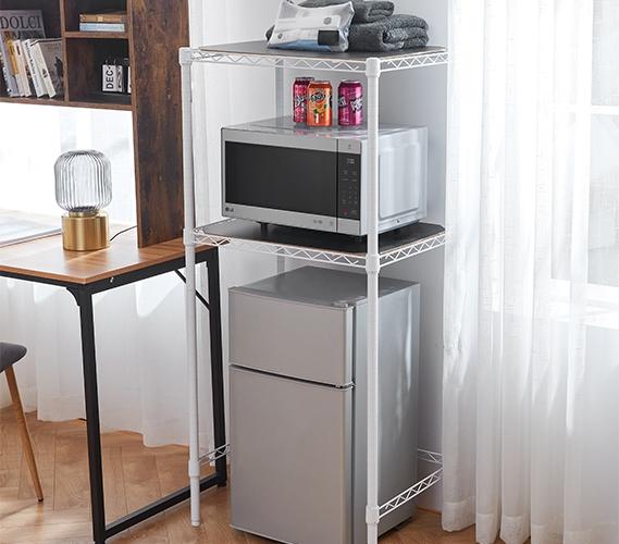 The Mini Shelf Supreme Adjustable Shelving Dorm Essentials