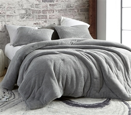 plush twin xl college dorm bedding