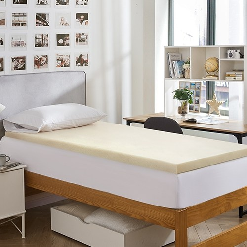 2 Memory Foam Mattress Topper Twin Xl