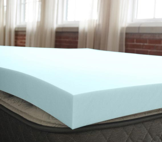 Serene Foam Topper Twin Xl 2 Thick