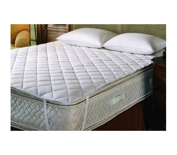 Usa Made Classic Anchor Band Twin Xl College Mattress Pad