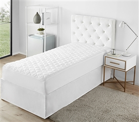The Standard Quilted Twin Xl Mattress Pad