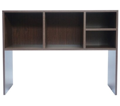 The College Cube   Dorm Desk Bookshelf   Dark Wood Dorm Desk Shelving Product Reviews