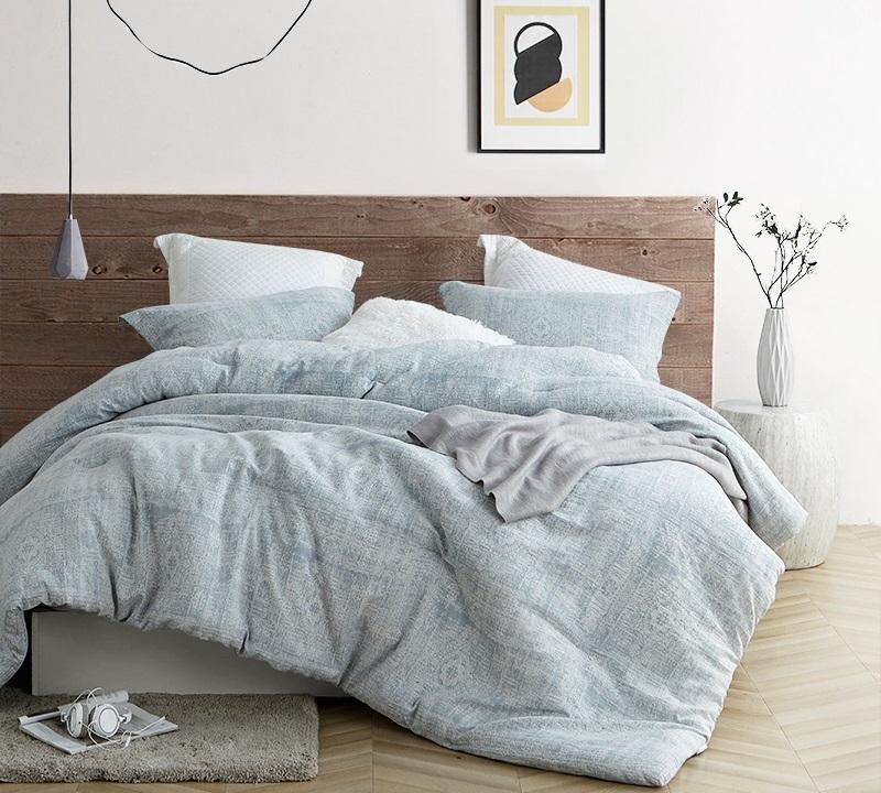 ji wisdom oversized comforter 100 yarn dyed cotton
