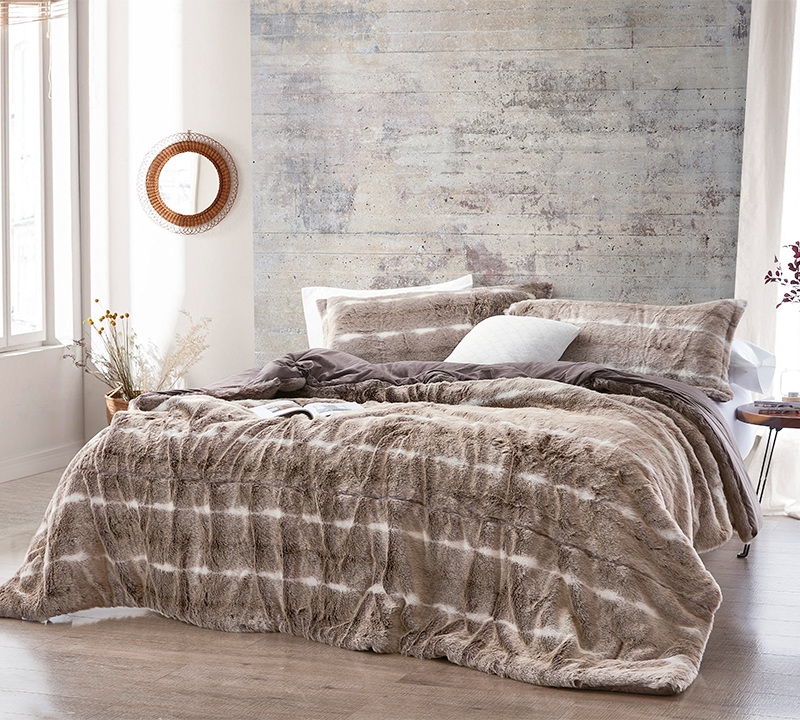caribou coat coma inducer oversized king comforter