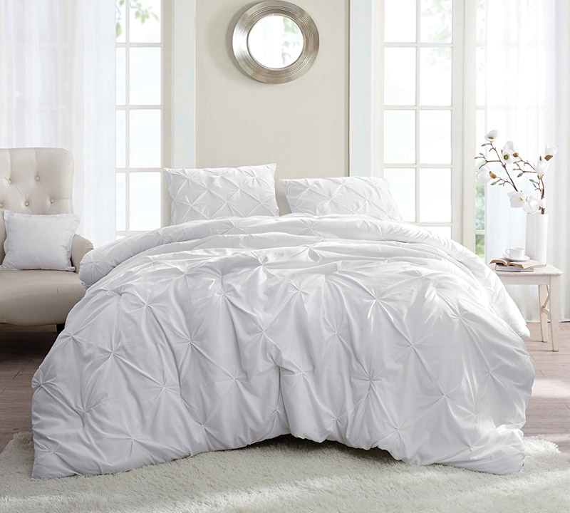 Best White Comforter Sets King XL Size