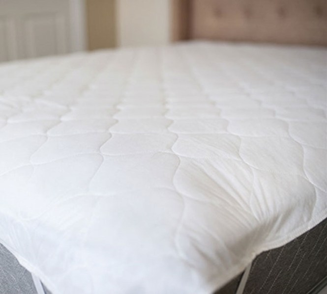 Usa Made Classic Anchor Band Full Xl Mattress Pad