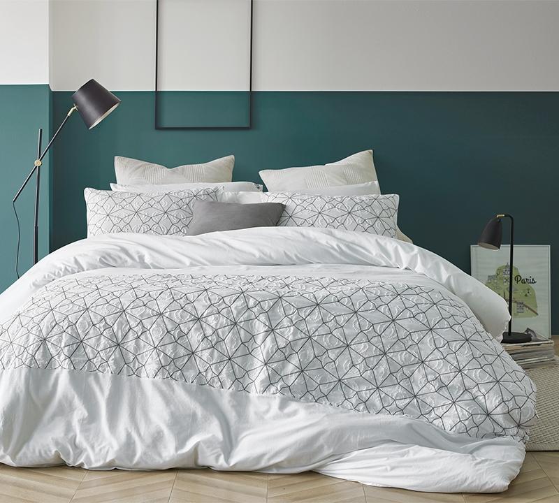 divinity textured twin xl comforter