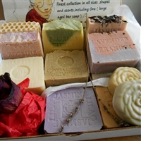 Skin Care Artisan Gift Set All Natural Soaps For Every Skin Type Variety Gift Skin Care Soaps