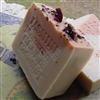 All Natural Handmade  Artisan Jasmine Grandiflorum Moroccan Clay & Coconut Milk Soap,