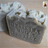 Natural Handmade  Dead Sea Mud Soap With Dead Sea Salt (Unscented) Soap