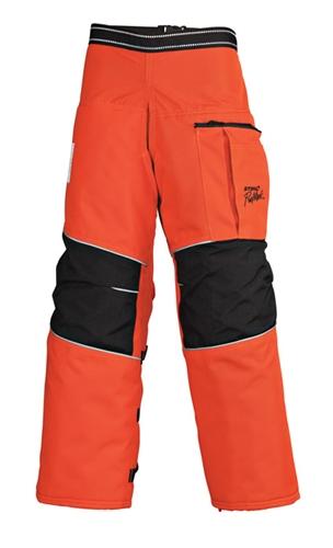 Pro Mark 9 Layer Wrap Chaps Orange