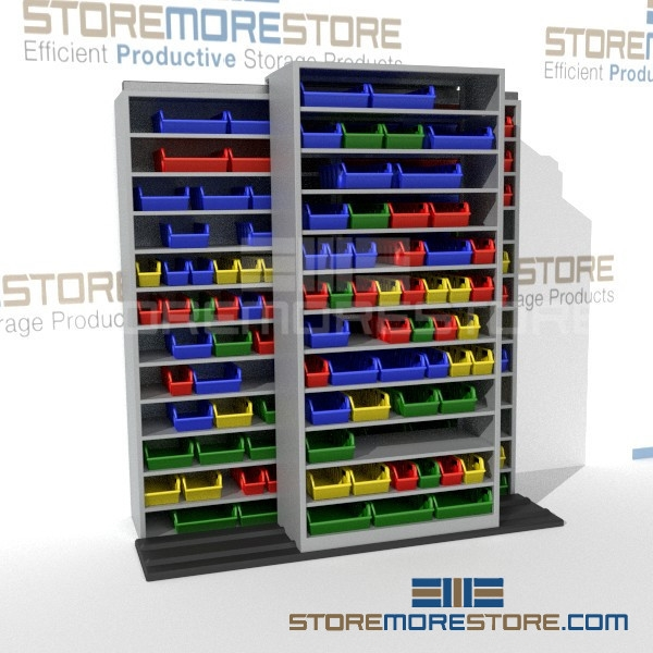 rolling shelves for small parts 2 1 36 w x 15 d shelves 6 4 w x 2 10 d x 6 10 h sms 25 b6217615 120