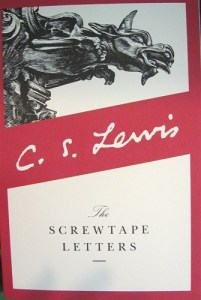 The Screwtape Letters by C S  Lewis  9780060652937