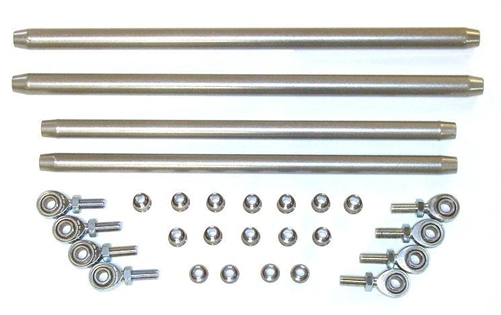 Holz Racing Heavy Duty Radius Rod Kit 2011-2013 Polaris RZR XP 900