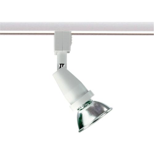 juno track lighting tl301wh tl301 wh trac 12 universal 50w mr16 bulb white color