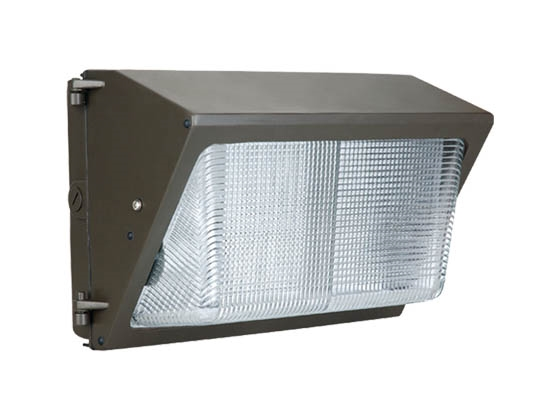 naturaled led fxtwp40 50k db 7087 42 watt wall pack fixture dlc listed 5000k