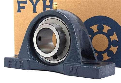 fyh bearing ucpx11 35 2 3 16 pillow block mounted bearings