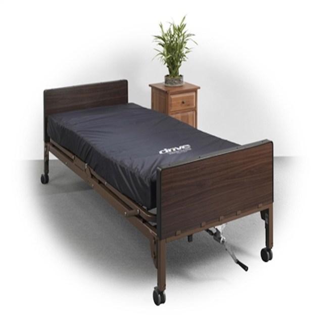 Drive Therapeutic Foam Hospital Bed Mattress 36 X 80