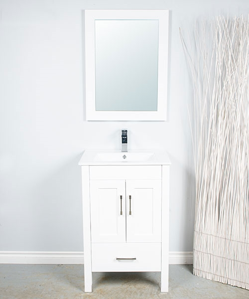 small wood 24 inch bathroom cabinet - modernbathrooms.ca