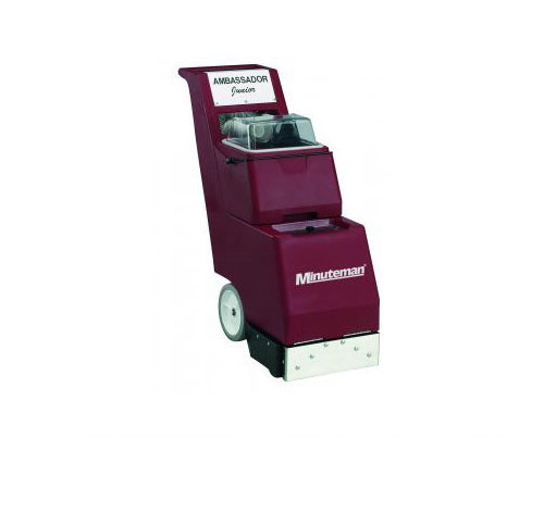 minuteman ambassador carpet extractor manual