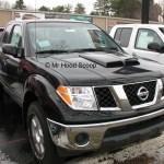 Nissan Frontier Hood Scoop Hs002 By Mrhoodscoop