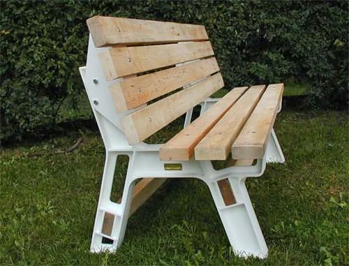 Park Bench Kit Canada Wooden Squat Rack Plans