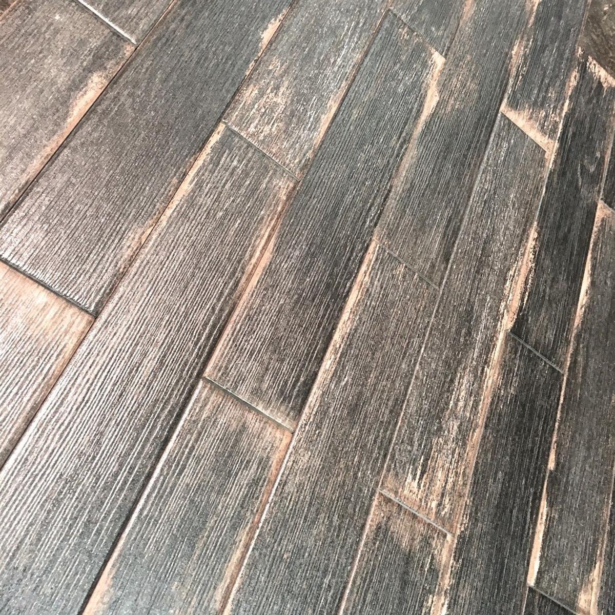 3 14 x 18 atelier series blackwood porcelain plank tile sold by the piece