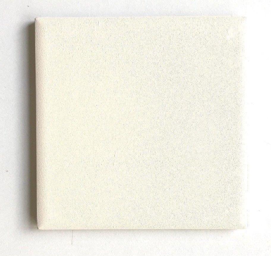 set of 10 ceramic 4x4 bisque unpainted use underglaze decorative tile