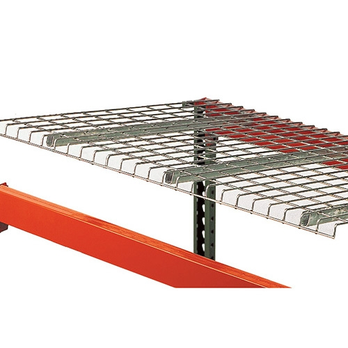 24 d wire decks for pallet racking by