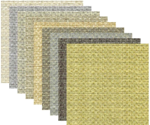 Chart Neoprene Fabric Color Yard