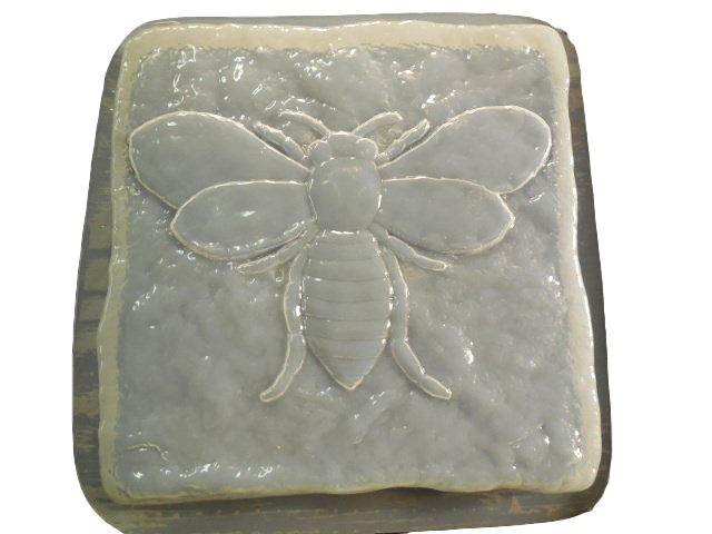 Bumble Bee Concrete Stepping Stone Mold 1328 Moldcreations