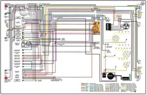 Wire Diagram 6472 Buick Skylark