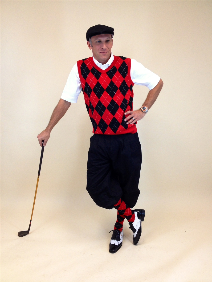 Mens Golf Knicker Outfits