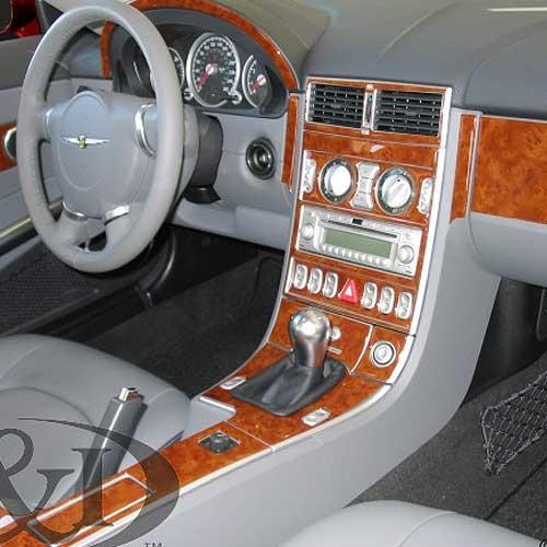 2006 Chrysler 300 Exterior Grilles