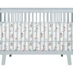 Aloha Tropical Hibiscus Surfer Baby Crib Bedding Crib Set Hawaiian Beach Baby Bed Sheets And Comforter
