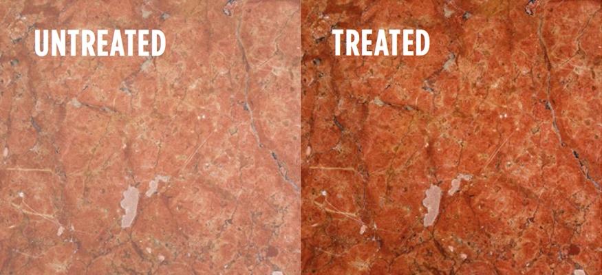 color enhancer and sealer granite and