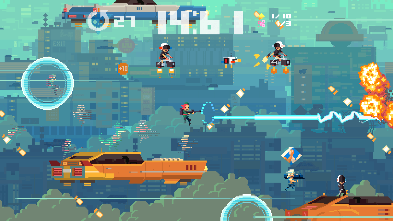 Super Time Force Is The Most Fun You Can Have With An