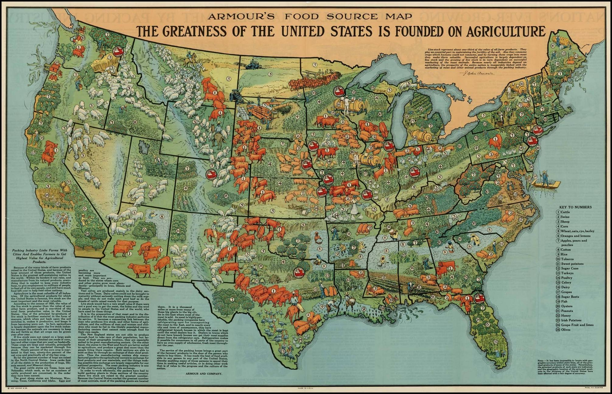 40 maps that explain food in America   Vox com