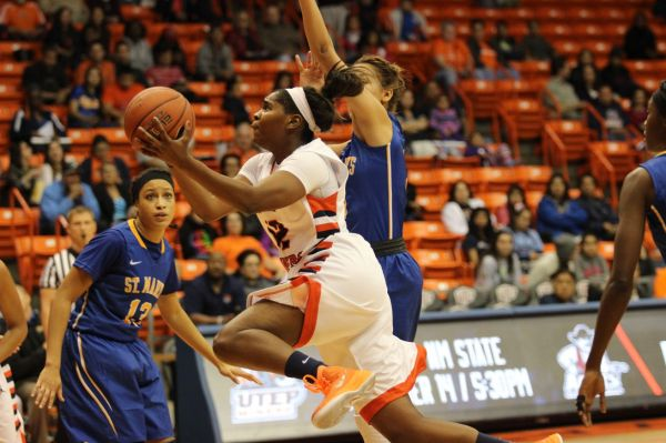 UTEP Women's Basketball: Miners Run Over St. Mary's In ...