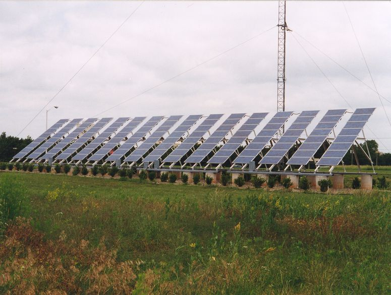 solar array oklahoma