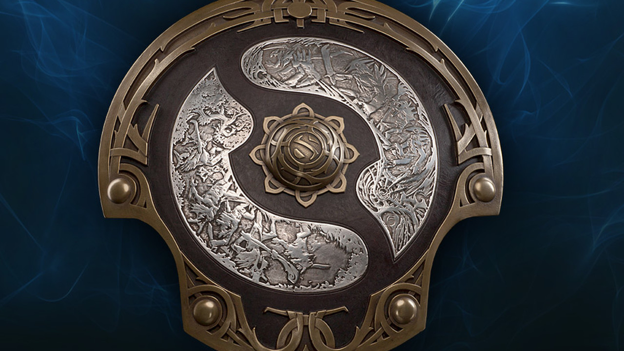 How Weta Workshop Made The Dota 2 Championship Shield The Aegis Of Champions Polygon