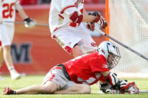 LGHL - Ohio State men's lacrosse falls to UMass 16-9 ...