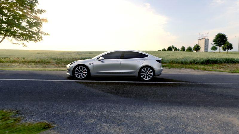 Tesla Model 3 Gallery