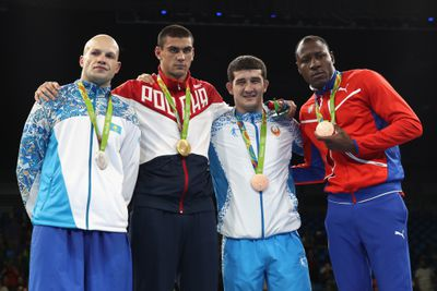 Boxing - Olympics: Day 10