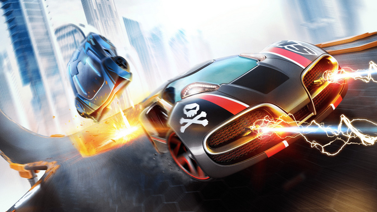 Anki Overdrive Is A 150 Toy That Wants To Replace Slot