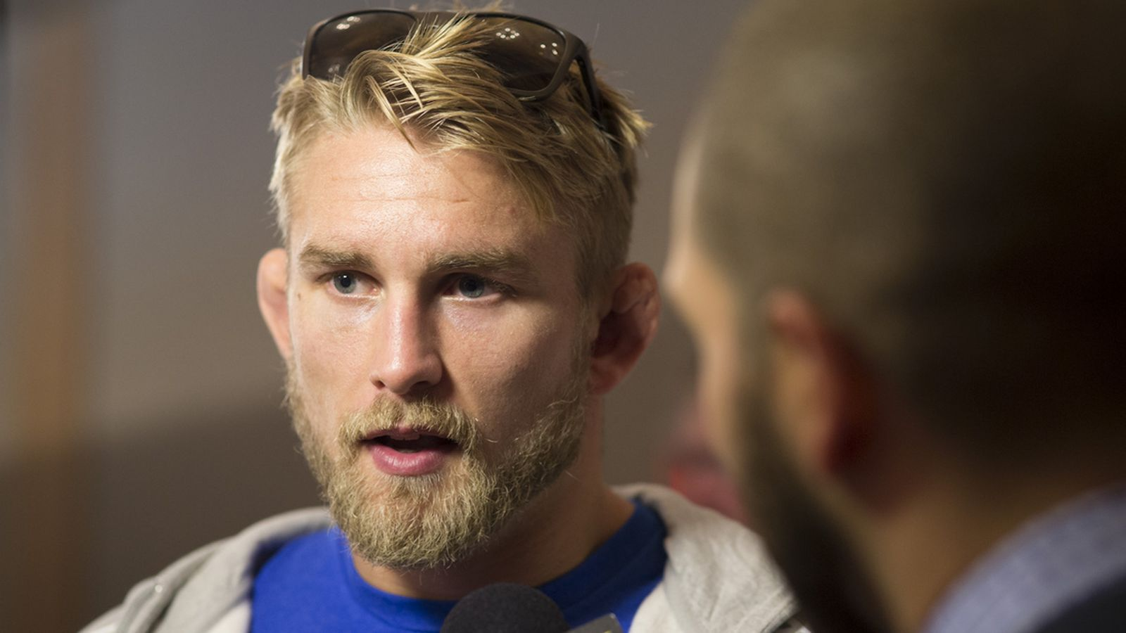 Alexander Gustafsson Wants To Take UFC Title From Jon