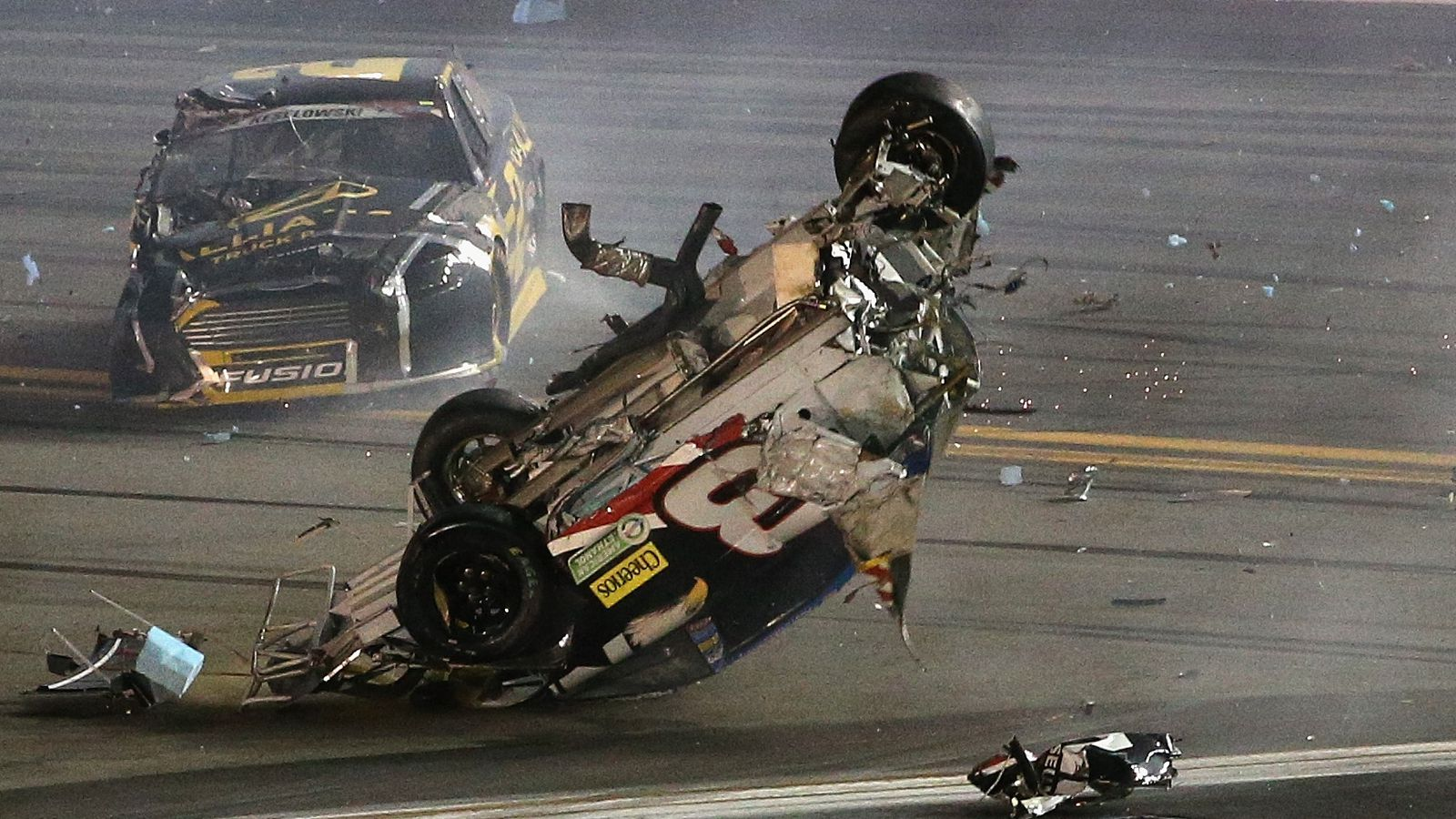 Brad Keselowski Embarrassed By Role In Austin Dillons Daytona Crash